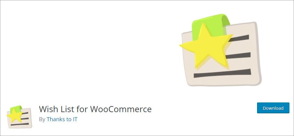 Wish List for WooCommerce