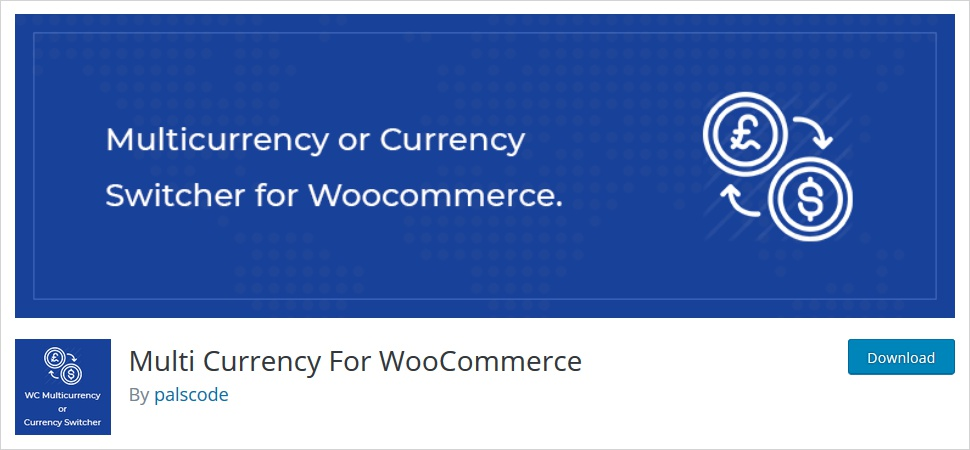 multi currency plugin for woocommerce by palscode
