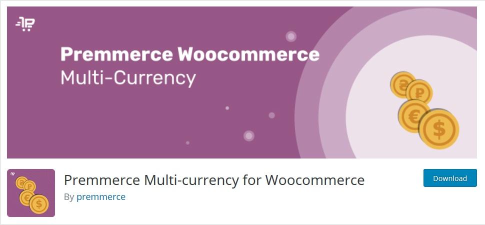 premmerce multi currency for woocommerce