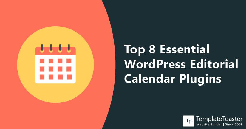 Best WordPress Editorial Calendar Plugins