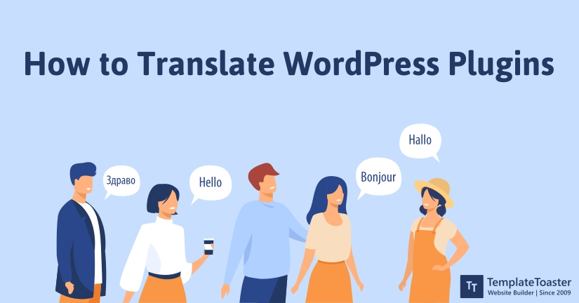 how to translate wordpress plugins