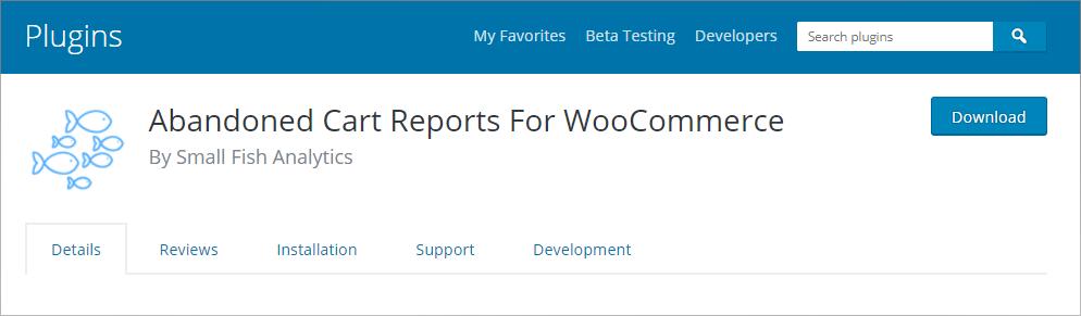 Abandoned Cart Reports For Woocmmerce