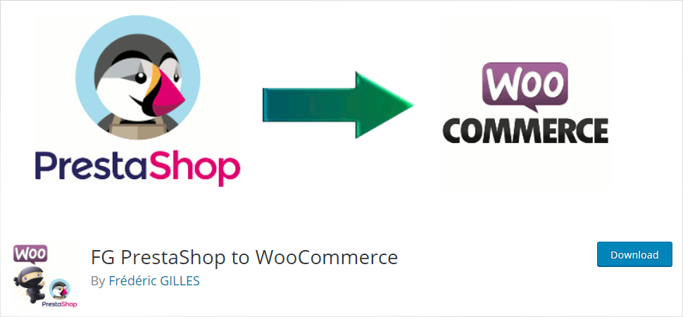 moving from PrestaShop to WooCommerce