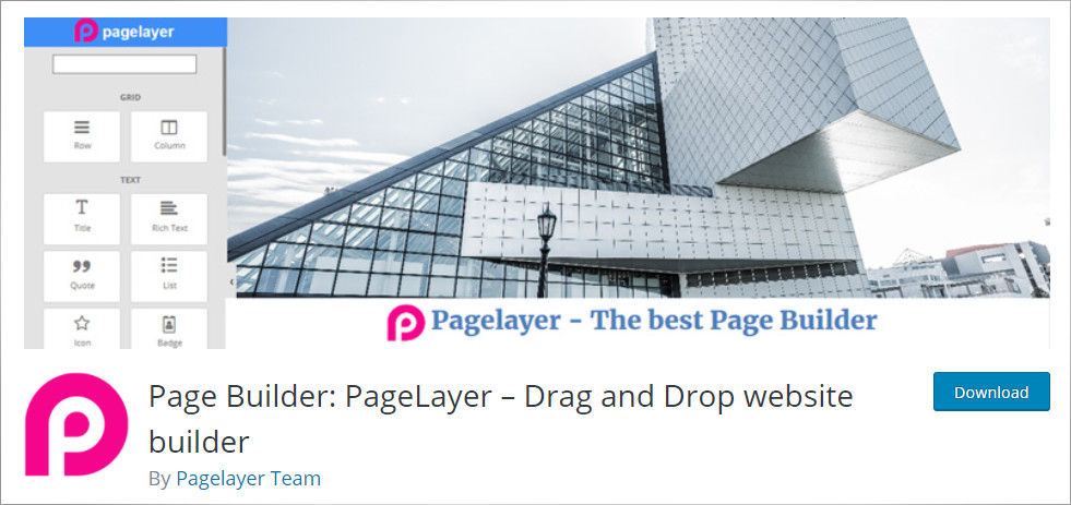 PageLayer