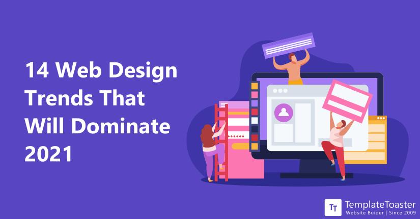 Web Design Trends 2021