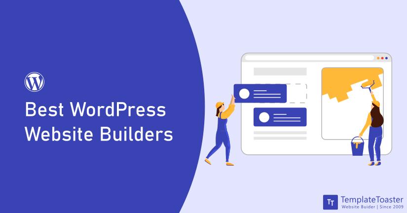 best wordpress website builders